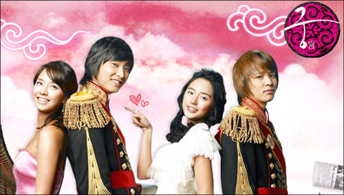 Addicted to Princess Hours re-runs on Channel U. All thanks to my sister. Oh, there's also a whole channel where you can play, pause, rewind, re-run, re-run & re-run yet again on YouTube.