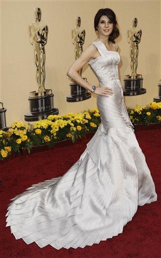 APTOPIX Oscars Arrivals